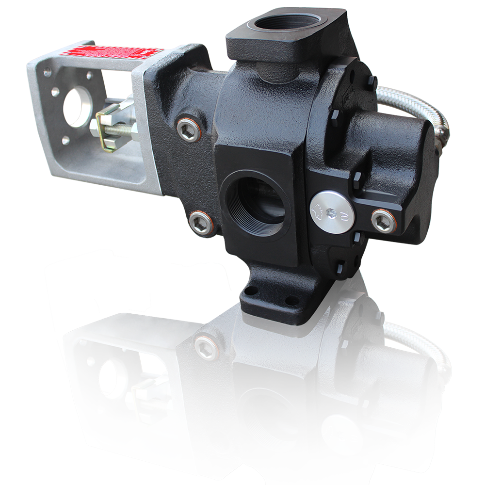 image of Crafco 110 Pump with Heated Relief End Plate