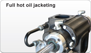image of Full Hot Oil Jacketing