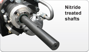 image of Nitride Treated Shafts
